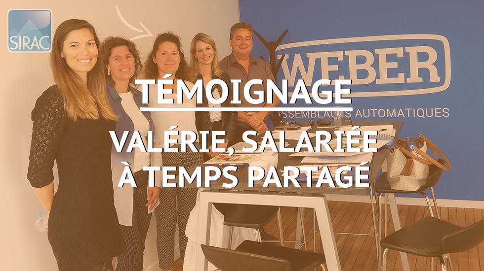 Delphine, salariée à Temps Partagé - Témoignage | SIRAC ETTP