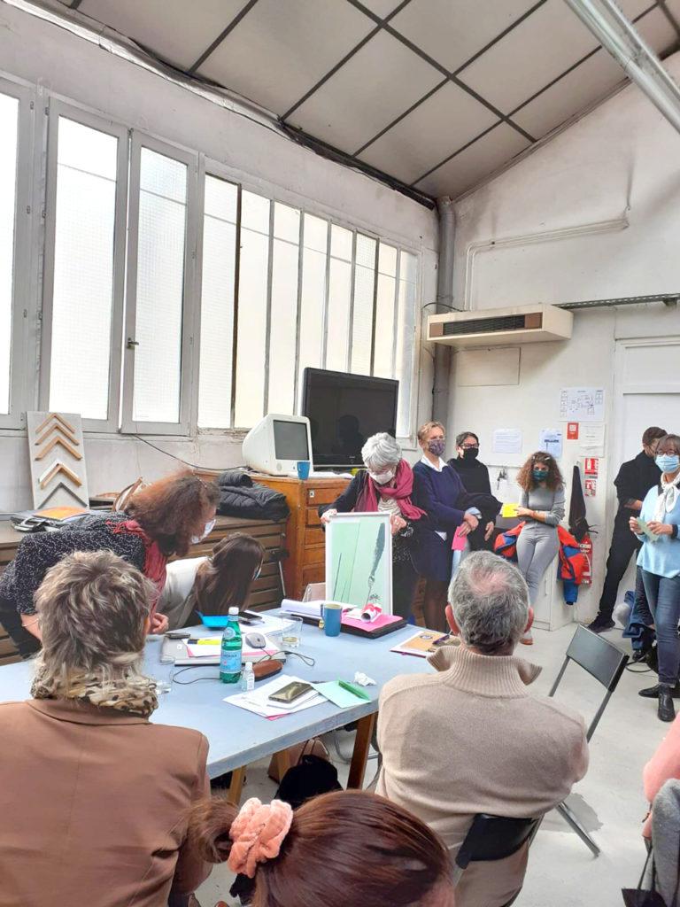 Marie-Françoise PASCAL - Pot de départ à la retraite | SIRAC ETTP