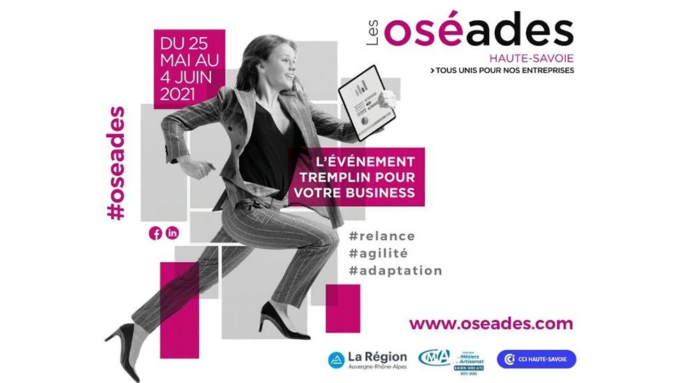 Les Oséades 2021 - Conférences SIRAC ETTP & MODEL